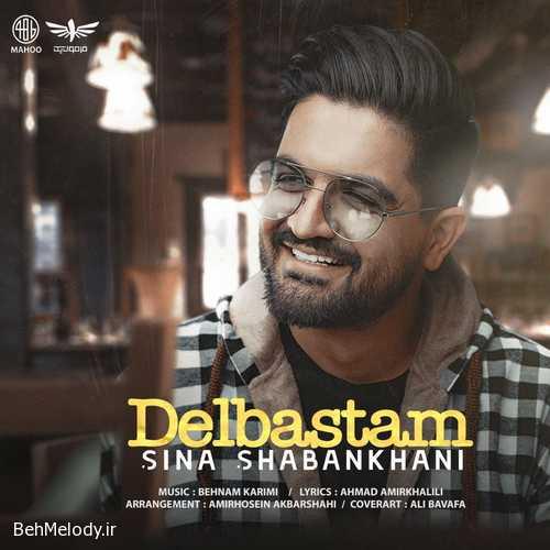 Sina Shabankhani New Song Del Bastam