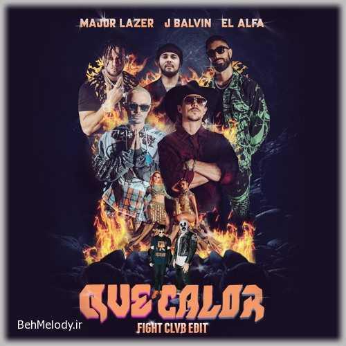 Major Lazer New Song Que Calor