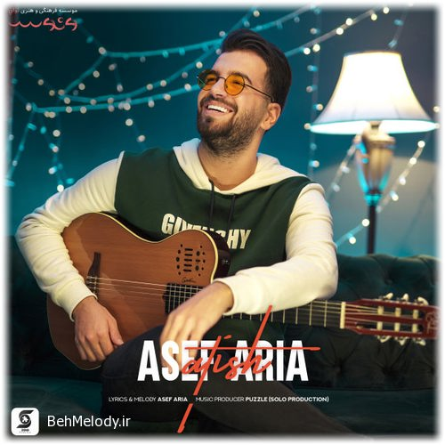 Asef Aria New Song Atish