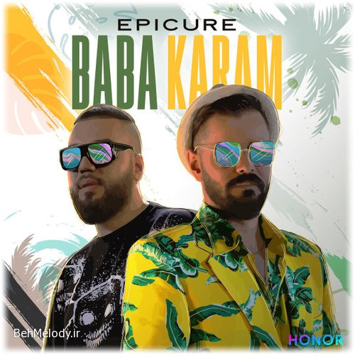 Epicure New Song Baba Karam