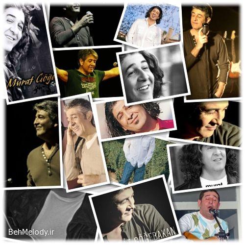 دانلود بهترین آهنگهای Murat Göğebakan