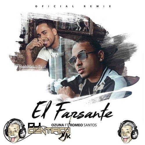 Ozuna Ft Romeo Santos New Song El Farsante