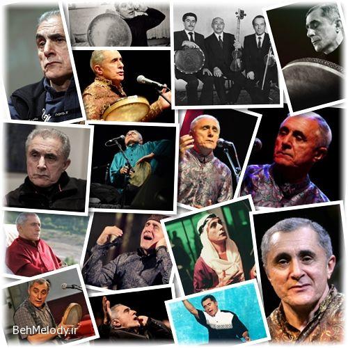 آهنگهای Alim Qasimov