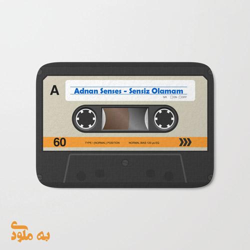 آهنگ ترکی معروف از ادنان [Sensiz Olamam]