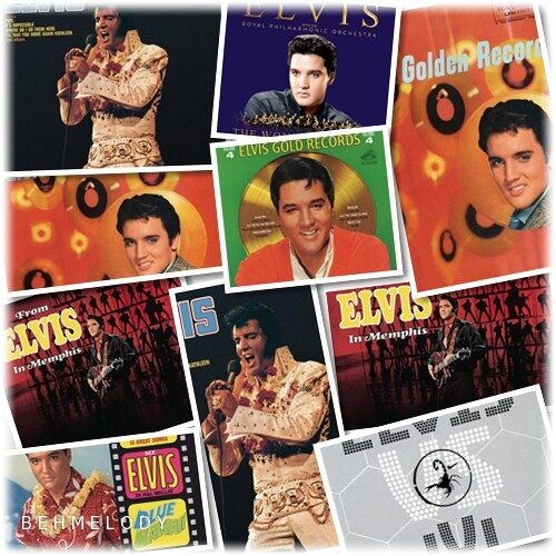دانلود بهترین آهنگهای Elvis Presley