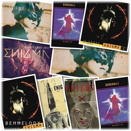 دانلود بهترین آهنگهای Enigma