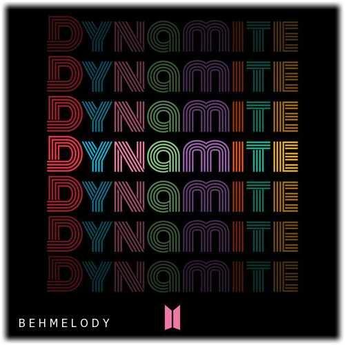 دانلود آلبوم جدید گروه Bts با نام Dynamite (Deluxe)