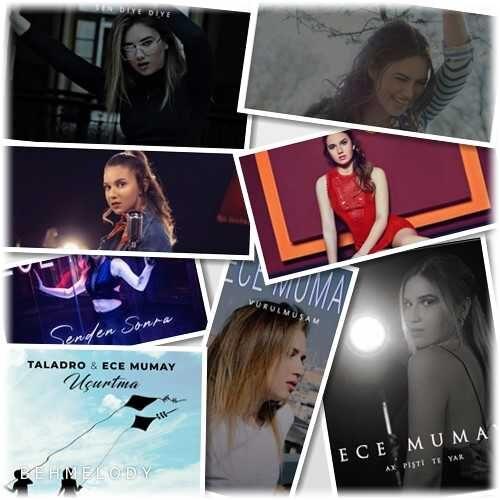 دانلود بهترین آهنگهای Ece Mumay