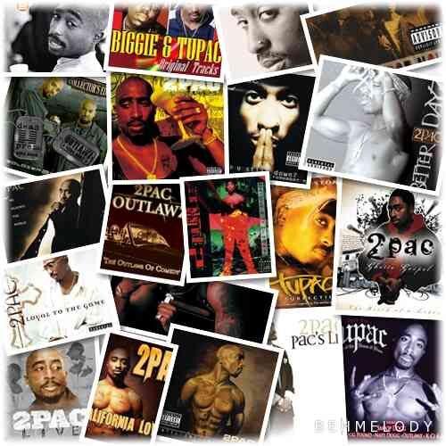فول آلبوم توپاک 2Pac