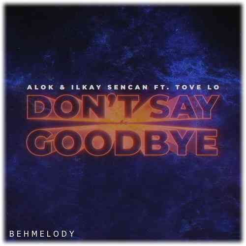 Alok New Song Don't Say Goodbye