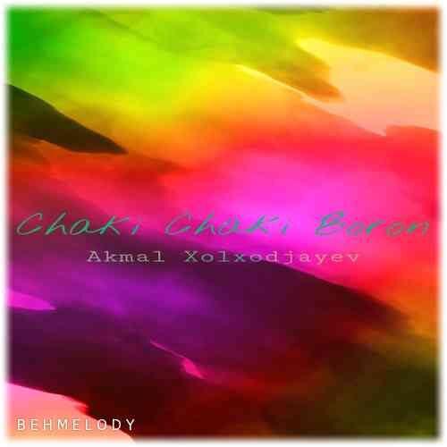 دانلود آهنگ فوق العادهAkmal Xolxodjayev به نام Chaki Chaki Boron