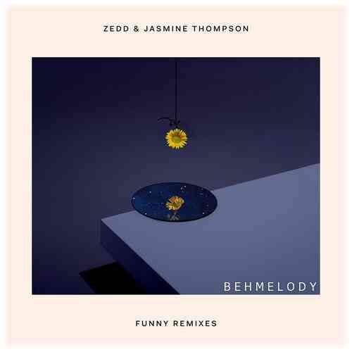 دانلود آهنگ جدید Zedd & Jasmine Thompson به نام Funny