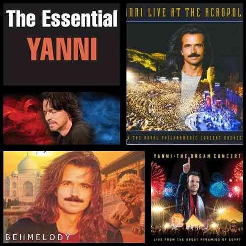 دانلود بهترین آهنگهای Yanni