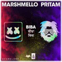 دانلود آهنگ جدید Marshmello Ft Pritam به نام Biba