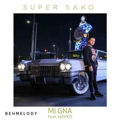 دانلود آهنگ ازبکی Super Sako به نام Mi Gna