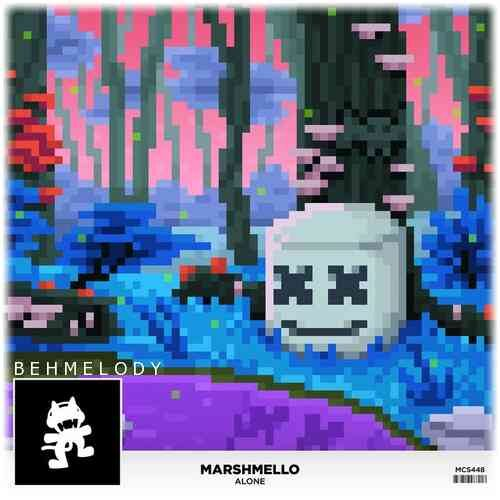 دانلود آهنگ معروف Marshmello به نام Alone