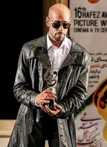 رشا اقدسی در شانزدهمین جشن سینمایی حافظ