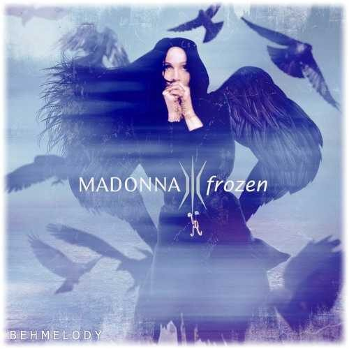 دانلود آهنگ شنیدنی Madonna به نام Frozen