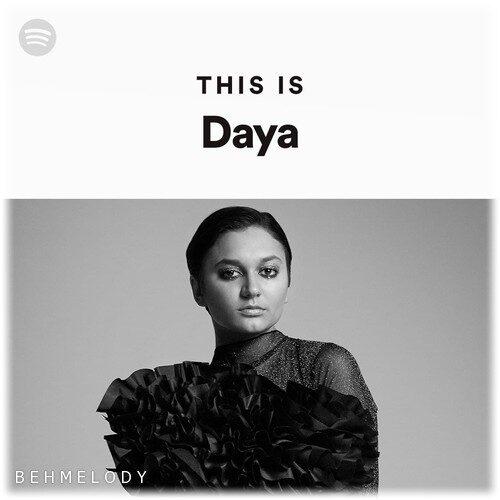 دانلود بهترین های Daya با نام This Is Daya