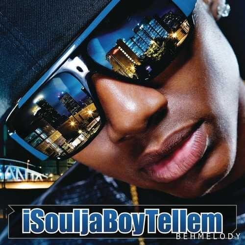 دانلود آهنگ شنیدنی Soulja Boy به نام Kiss Me Thru The Phone