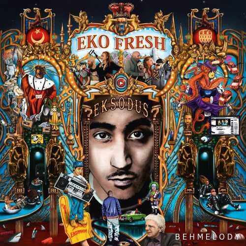 دانلود آهنگ جدید Eko Fresh به نام Quotentürke