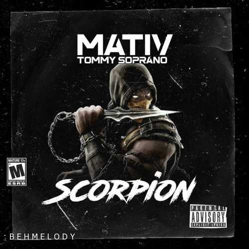 دانلود آهنگ جدید MATIV به نام Scorpion